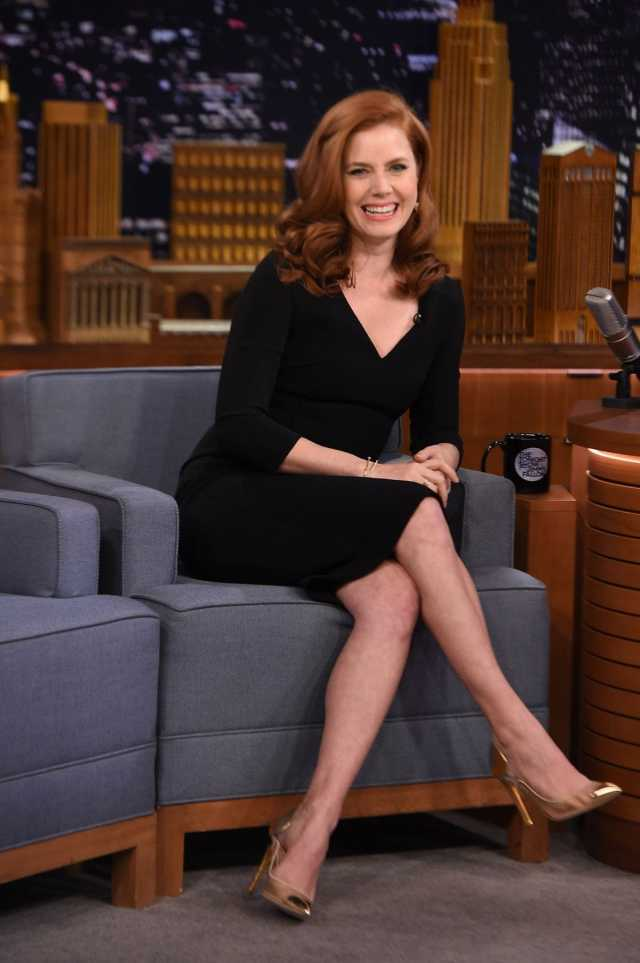 Amy Adams sexy thighs pic
