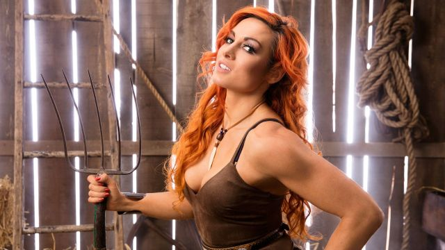 Becky Lynch Sexy Pictures