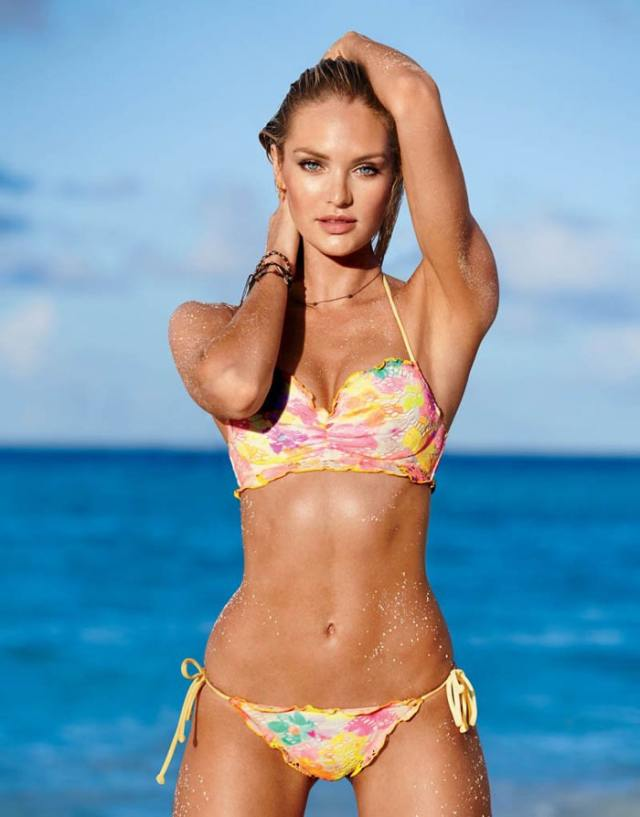 Candice Swanepoel Hot Photoshoot