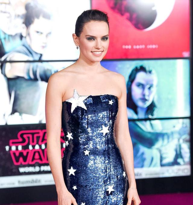Daisy Ridley on Awards