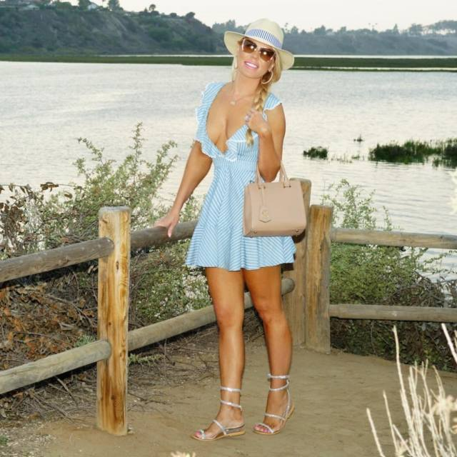 GRETCHEN ROSSI legs awesome pic