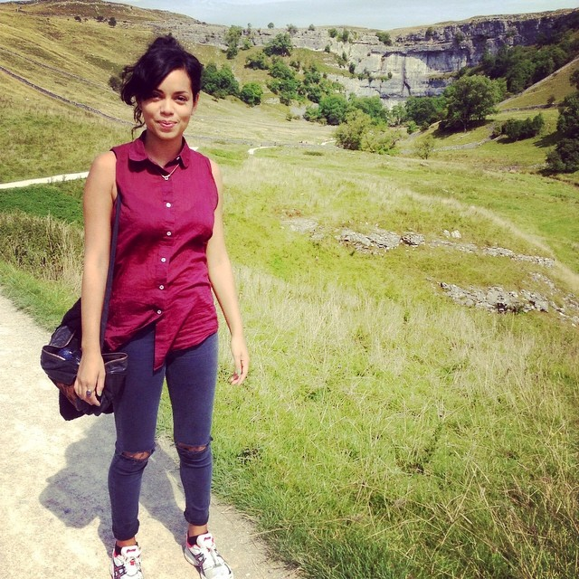 Georgina Campbell on the Road