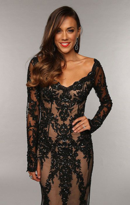 Jana Kramer Sexy Dress