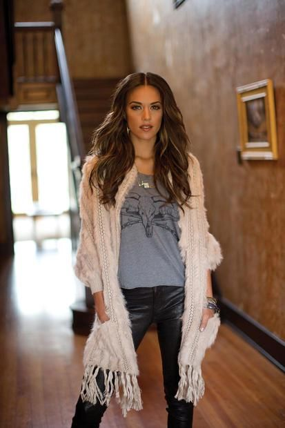 Jana Kramer on Photoshoot