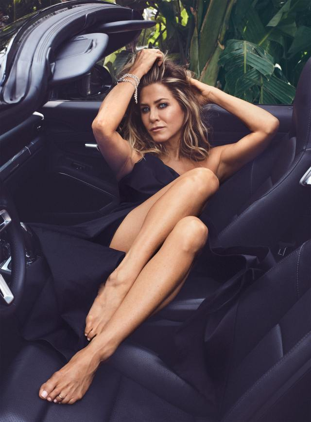 Jennifer Aniston Sexy Feet
