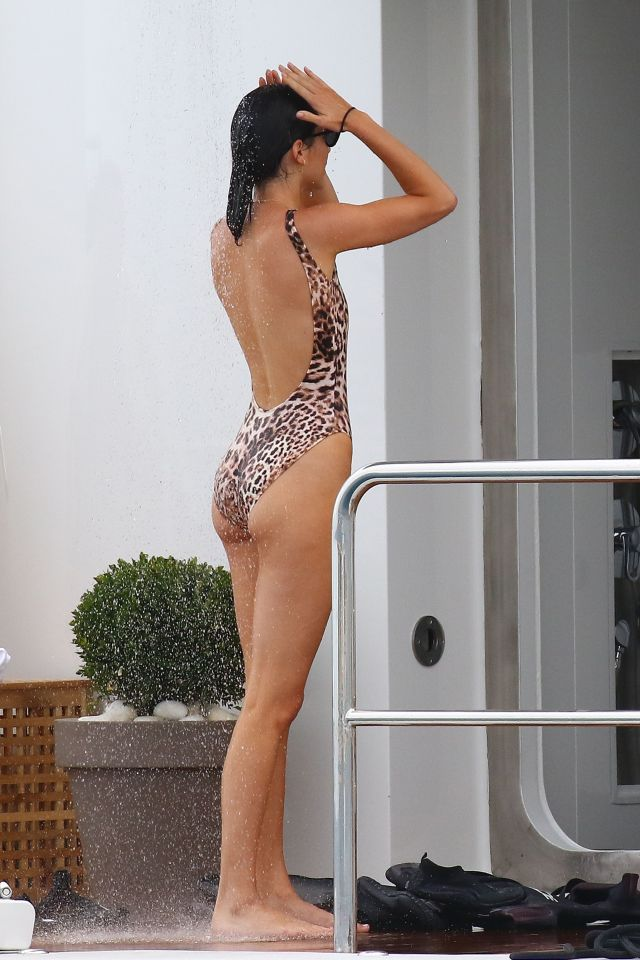 Kendall Jenner legs awesome