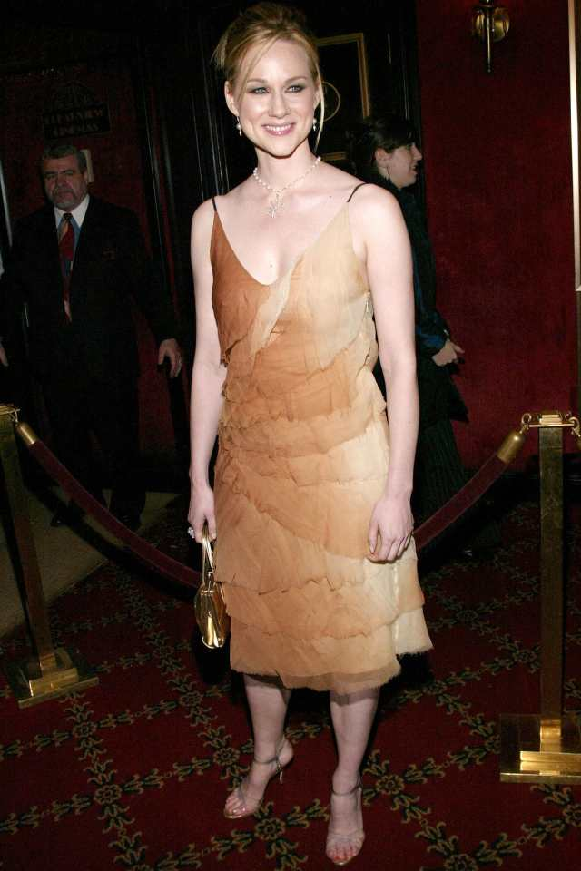 Laura Linney on Party