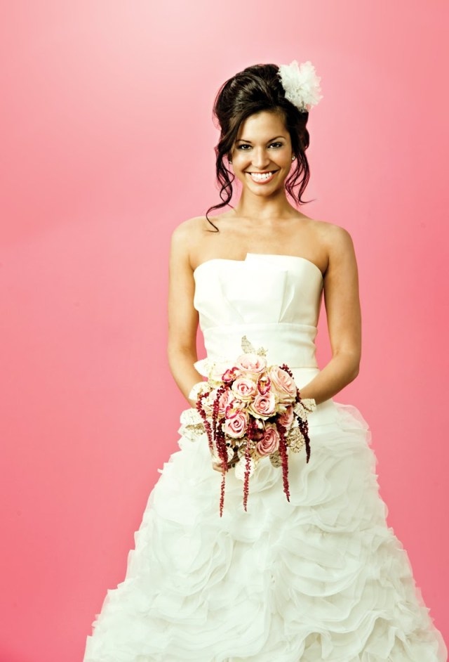 Melissa Rycroft Wedding Dress