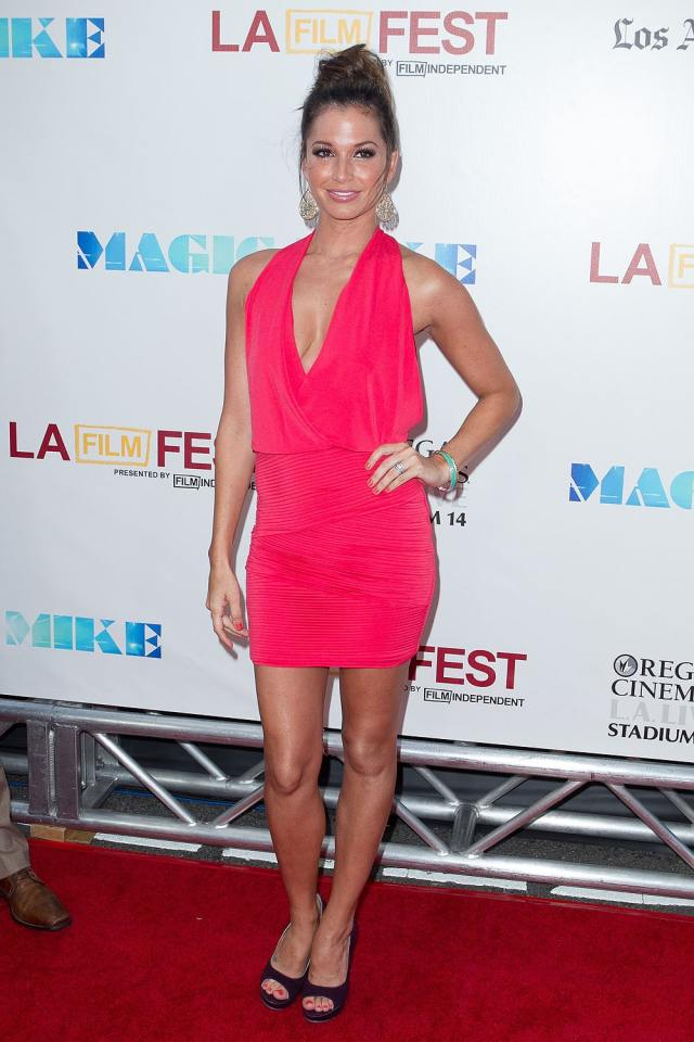 Melissa Rycroft on LA Film Fest