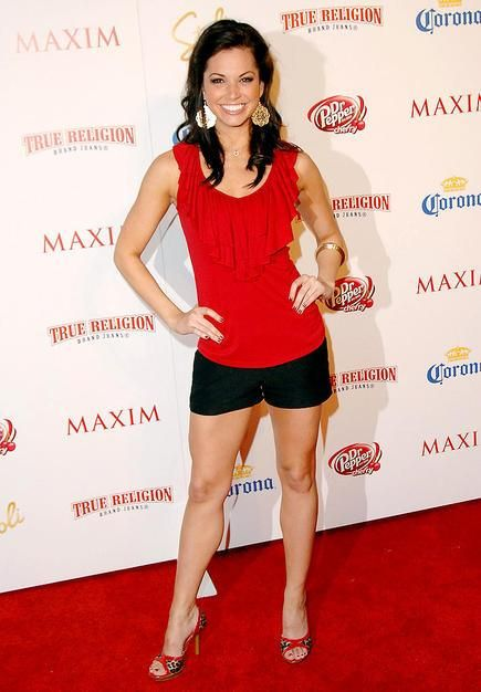 Melissa Rycroft on Maxim