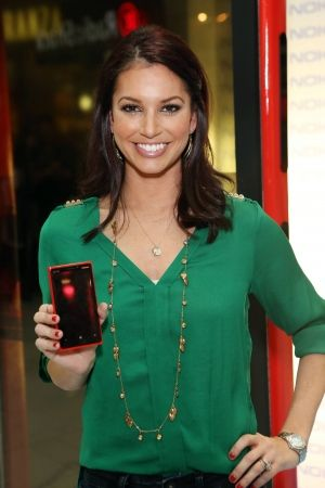 Melissa Rycroft on Mobile Ads