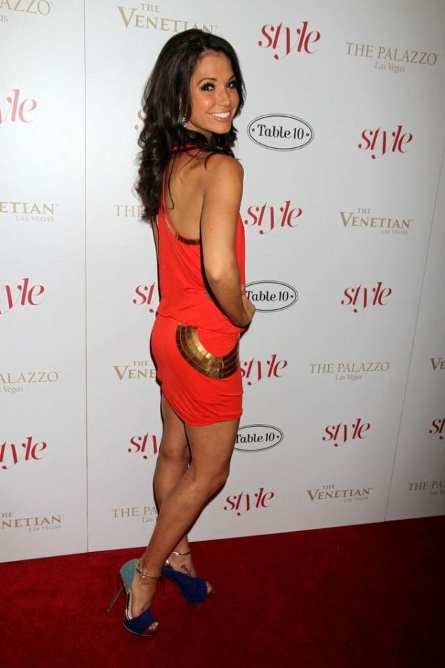Melissa Rycroft on Style Awards