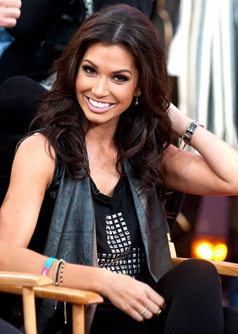Melissa Rycroft on Suiting