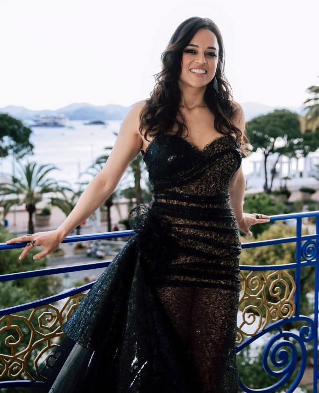 Michelle-Rodriguez hot