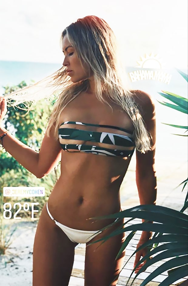 Paulina Gretzky hot pictures