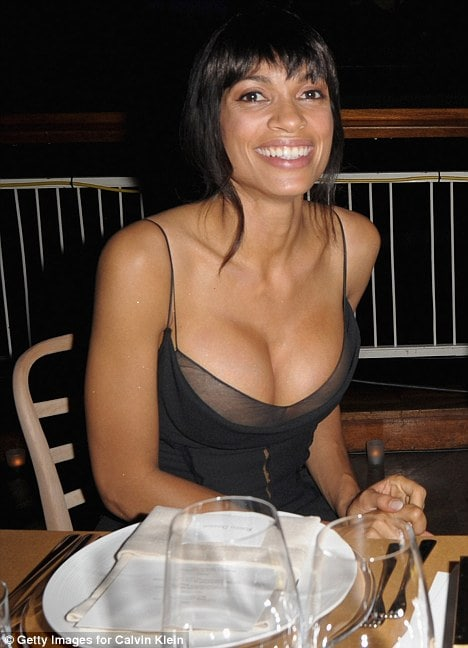 Rosario Dawson Big Boobs