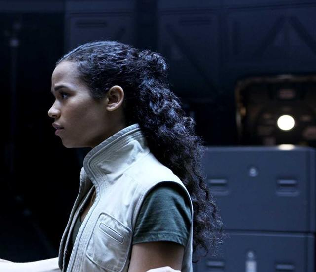 Taylor Russell Acting
