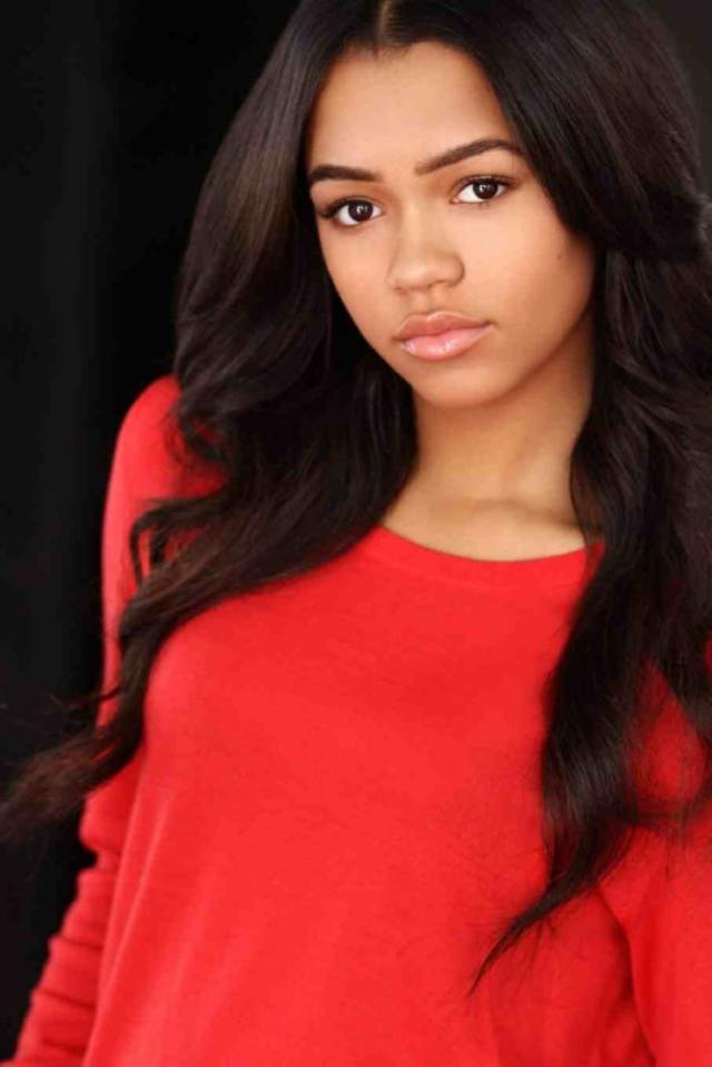Taylor Russell on Photoshoot