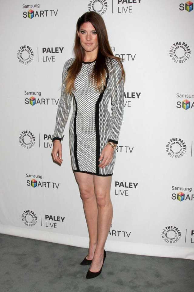jennifer carpenter feet