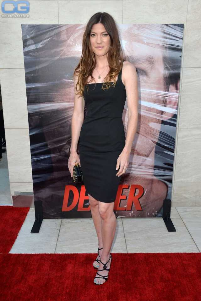 jennifer carpenter hot feet