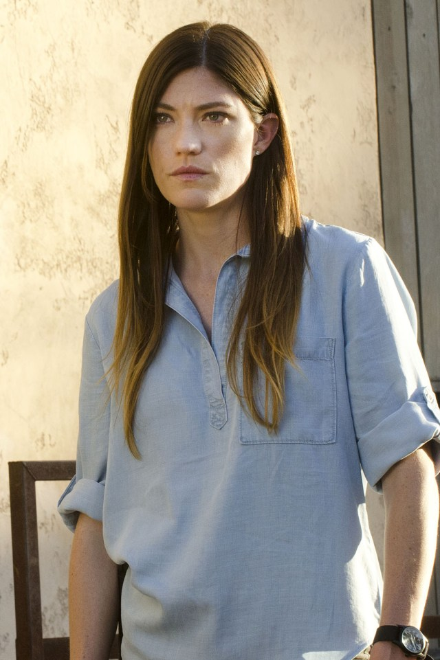 jennifer carpenter sad