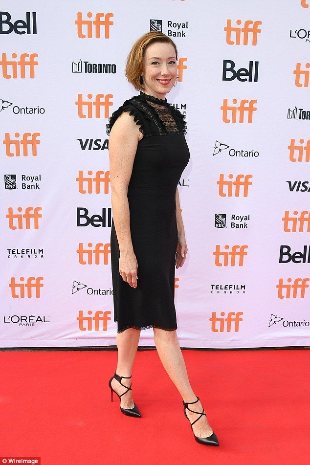 molly parker red carpet