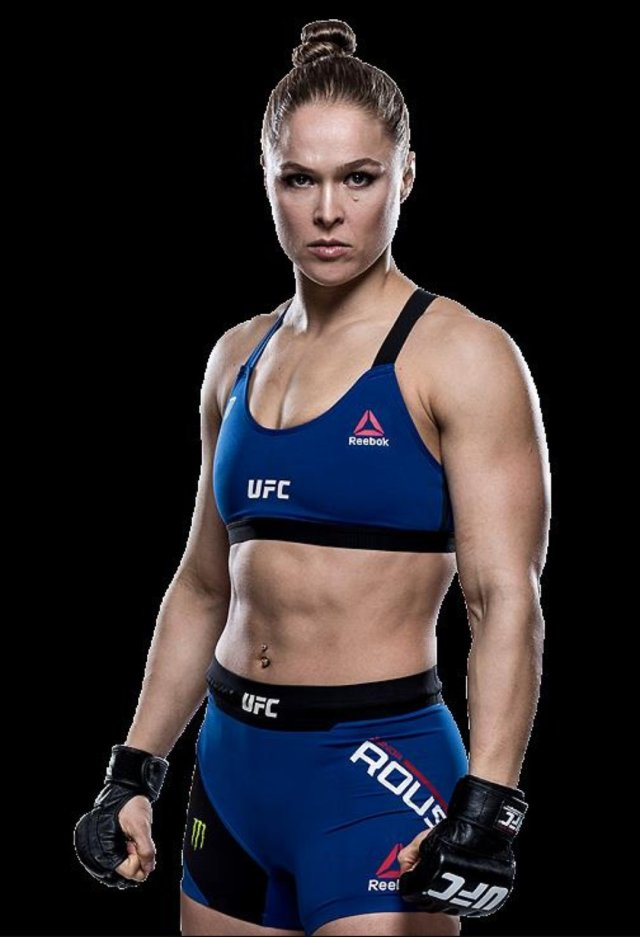 ronda rousey mind-blowing