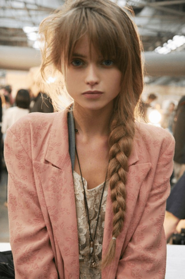 Abbey Lee Kershaw awesome look