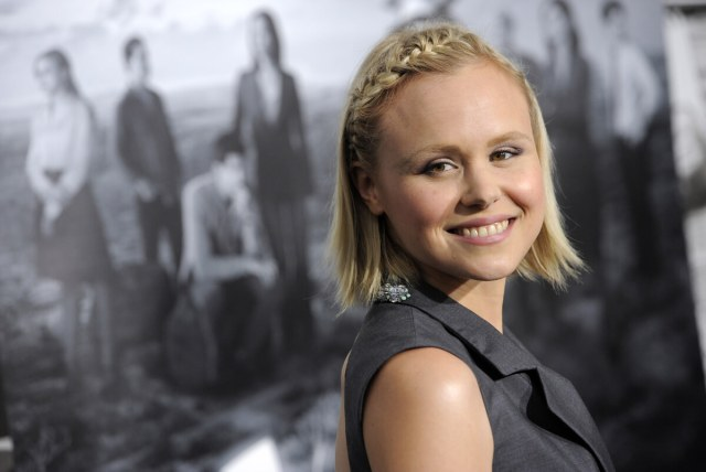 Alison Pill awesome smile