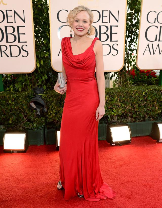 Alison Pill red hot pic