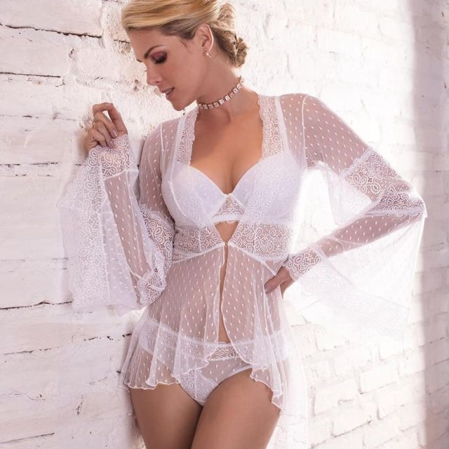 Ana Hickmann Hot in White