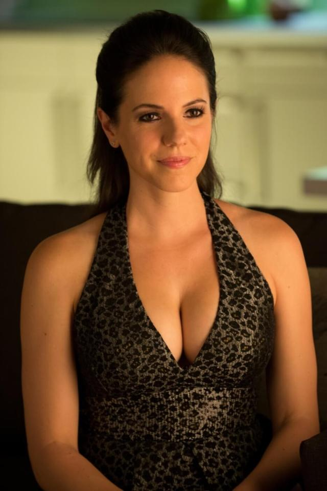 Anna Silk hot busty picture