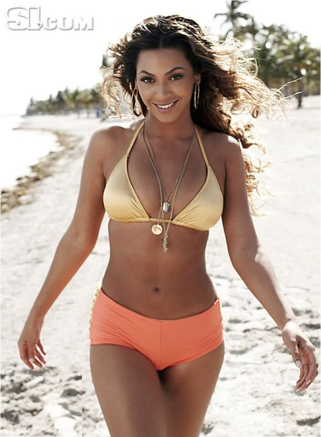 Beyonce hot lady picture