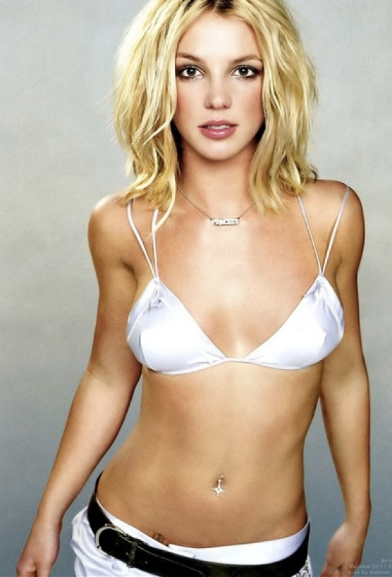 Britney Spears too sexy pic