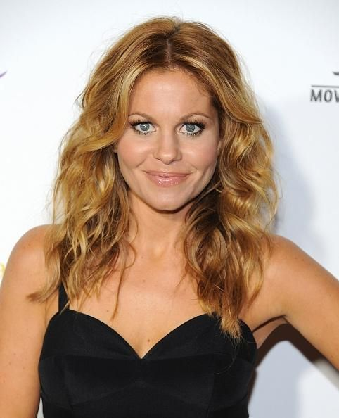Candace Cameron-Bure Hot in Black