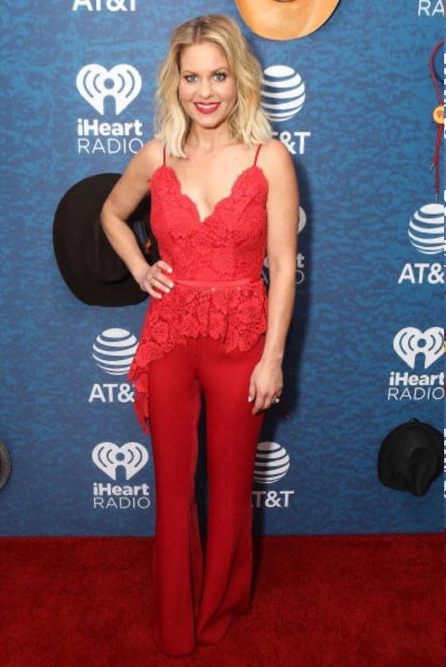 Candace Cameron-Bure on Red Carpet