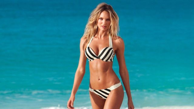 Candice Swanepoel hot bikini photo