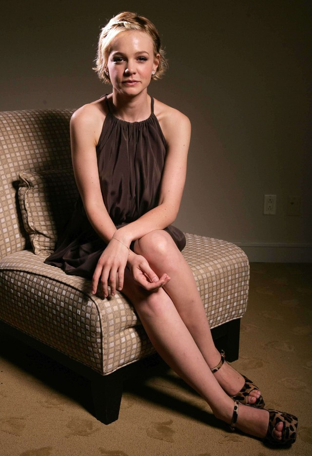 Carey Mulligan Hot Legs