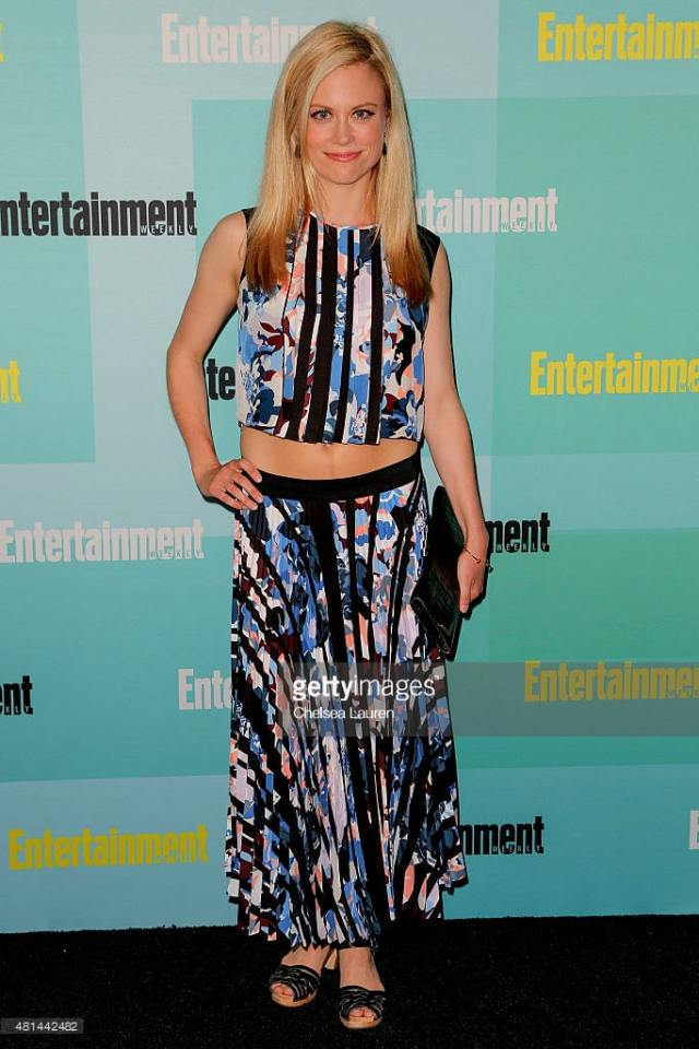 Claire Coffee hot look