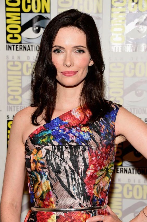 Elizabeth Tulloch on Comic Con