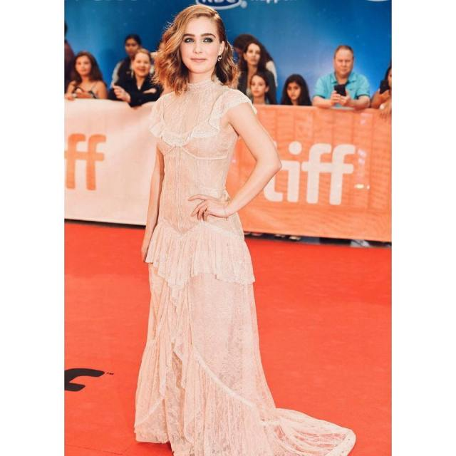 Haley Lu Richardson too hot picture