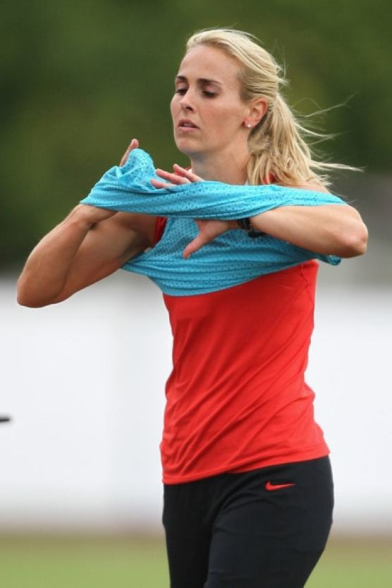 Heather Mitts aweome picture