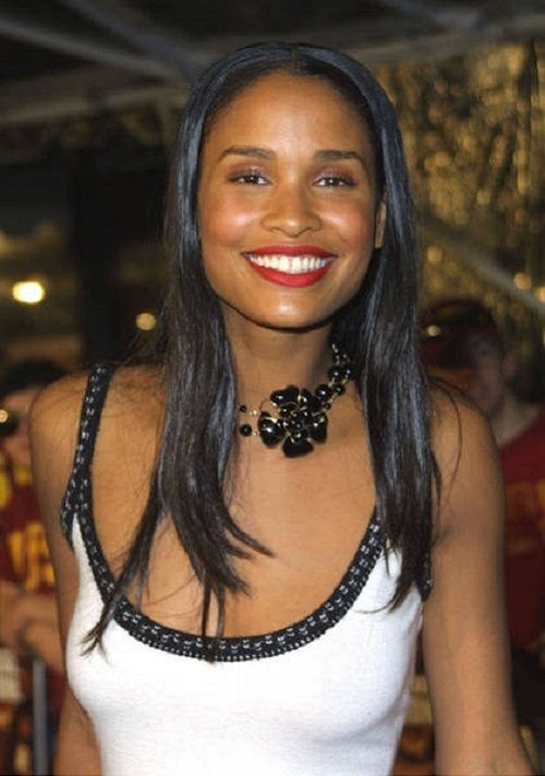 Joy Bryant Hot Photoshoot