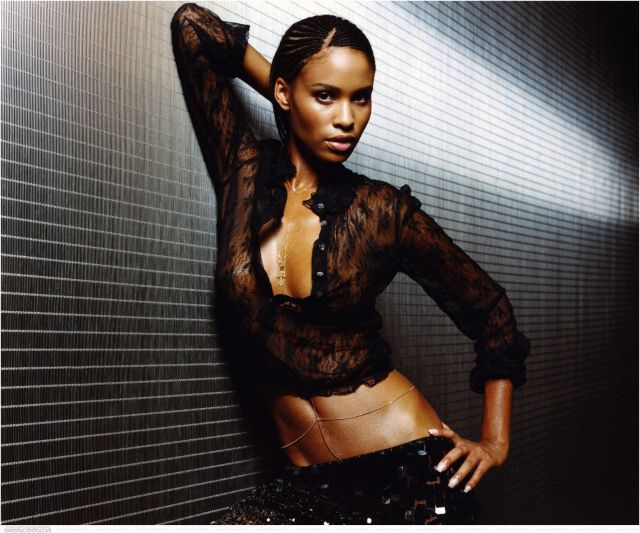 Joy Bryant Photoshoot