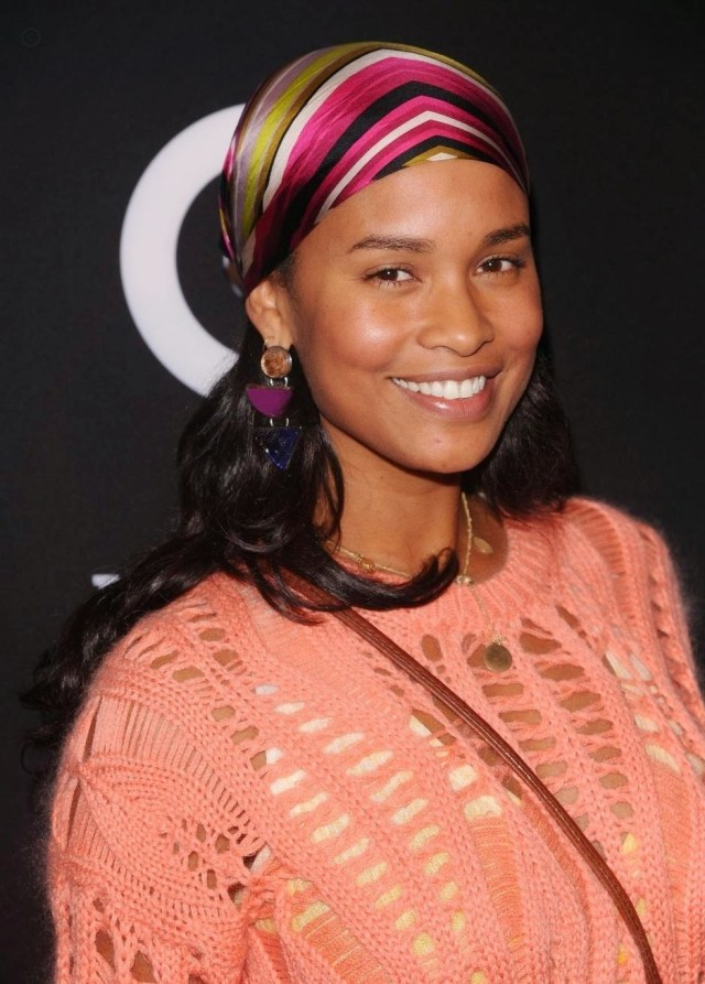 Joy Bryant on Photoshoot