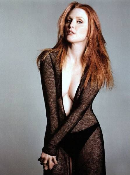 Julianne Moore hot and sexy