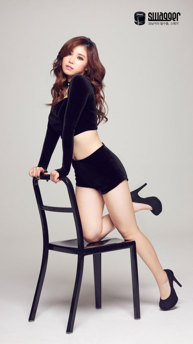 Jun Hyo-seong hot lady