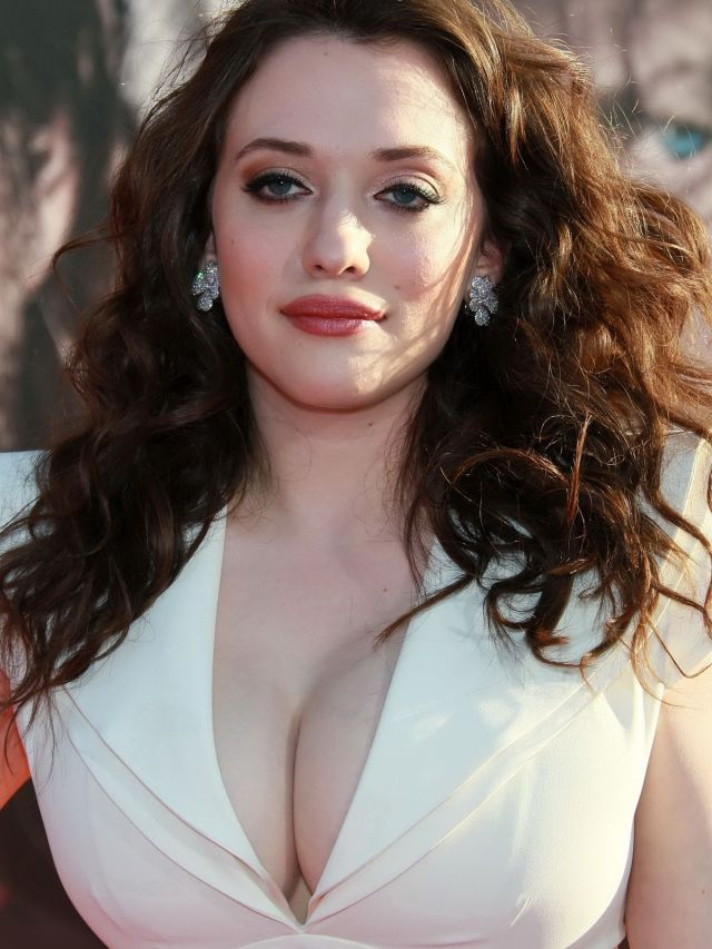 Kat Dennings boobs