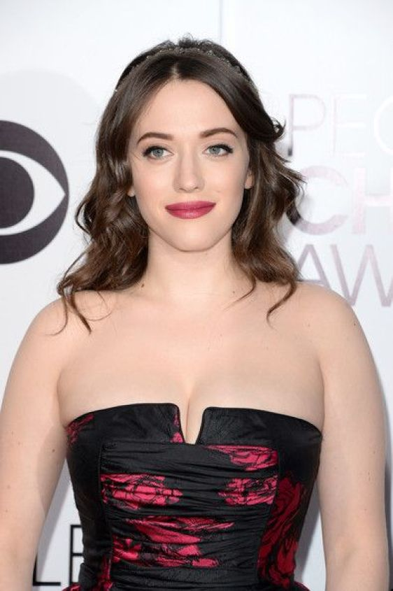 Kat Dennings hot lady