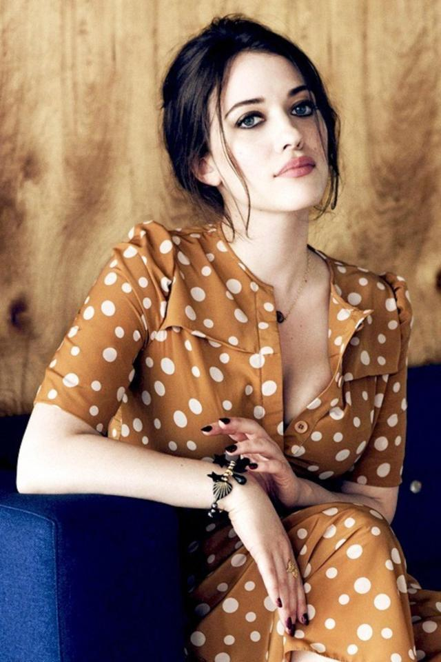Kat Dennings sexy women photo
